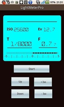 数位测光表 Light Meter Pro free