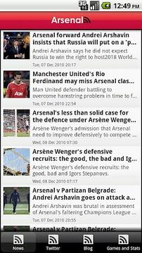 Arsenal: FanZone