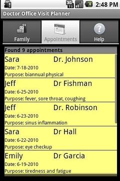医生预约软件 简化版