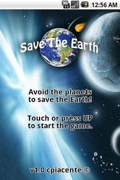 拯救地球演示
