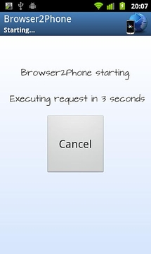 Browser2Phone