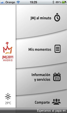 JMJ Madrid 2011 Oficial