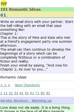 101个浪漫方法