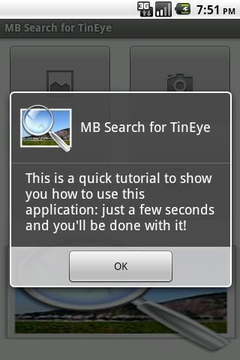 MB Search for TinEye
