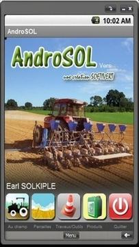 AndroSOL(田间管理)