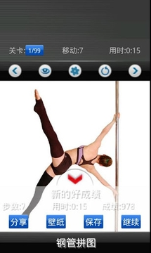 Pole dancing game,钢管舞蹈