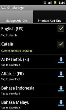 Catalan - Adaptxt Add-On