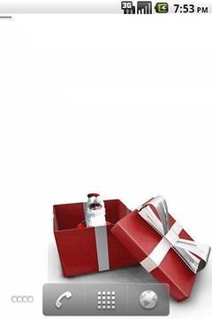 Santa Claus in a Box!