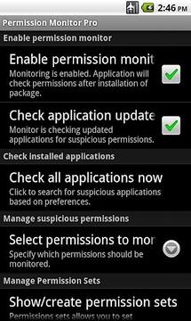 Permission Monitor Free