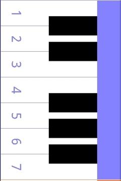 简简单单钢琴两点触控