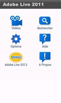 Adobe Live 2011 Vidéos