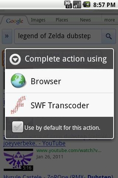 SWF Transcoder