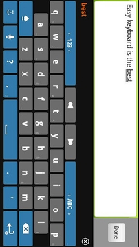 Easy Keyboard Custom