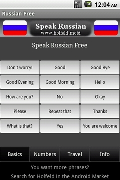 Speak Russian Free