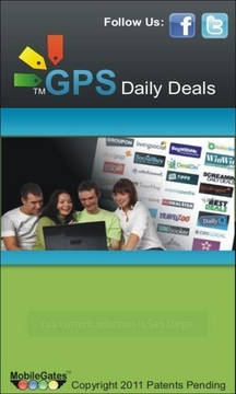 GPS Daily Deals