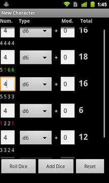 D20 DnD Dice Roller