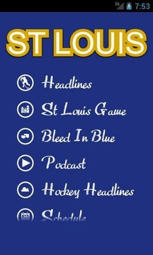 St. Louis Hockey
