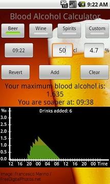 酒精测量器