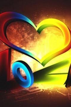 3D Love Pic