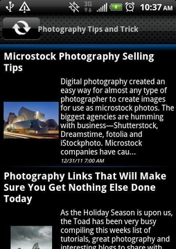 Photography Tips and Trick