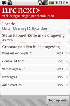NRC投票站