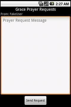 Grace Prayer Requests