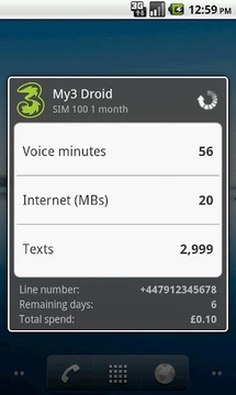 My3 Droid