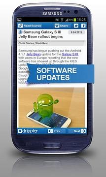 Ultimate Samsung Galaxy S3 App
