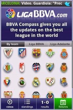 Aplicacion LigaBBVA (English)