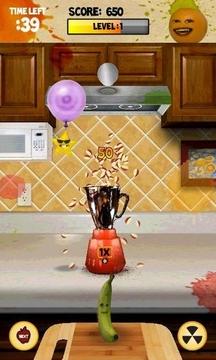 烦人的桔子:厨房大屠杀(Annoying Orange: Carnage Lite)