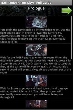 Batman(Arkham City) : Full Guide