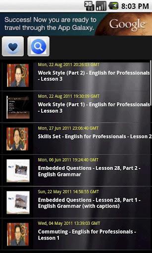 学习英语课视频