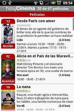 Hoy Cinema