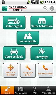 BNP Paribas Fortis Assist