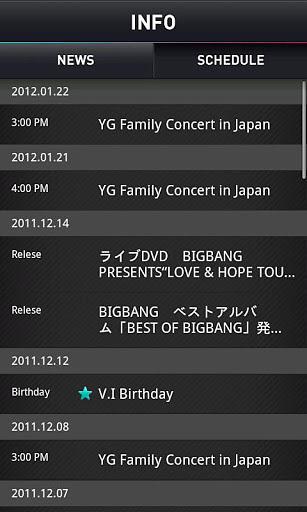 BIGBANG App