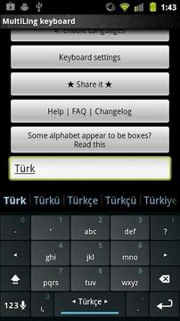 Plugin Turkish