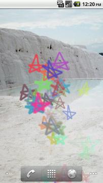Fantasy Stars Walpaper