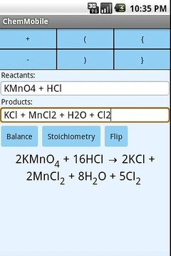 Chemistry Mobile Free