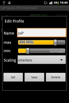 Quick CPU Overclock Lite