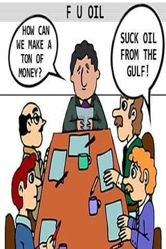 富石油公司罢工了!