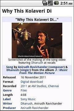 Why This Kolaveri-All Versions