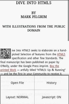 SD Card Offline HTML Browser