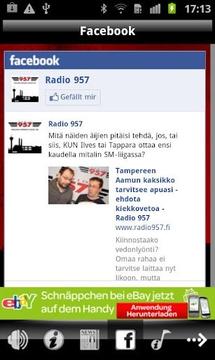 广播电台957