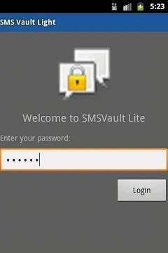 SMSVault Lite