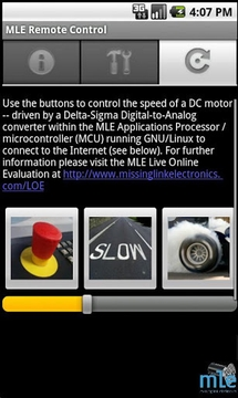 MLE Remote Control