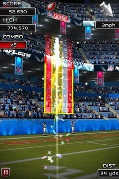 手指橄榄球2013 NFL Kicker 13