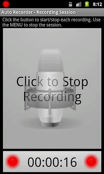 Automatic Recorder