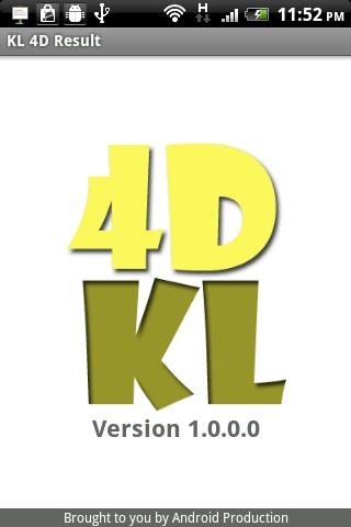 KL 4D Free Live Draw Malaysia