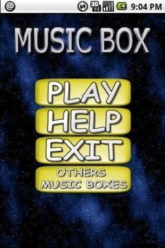 音乐盒免费
