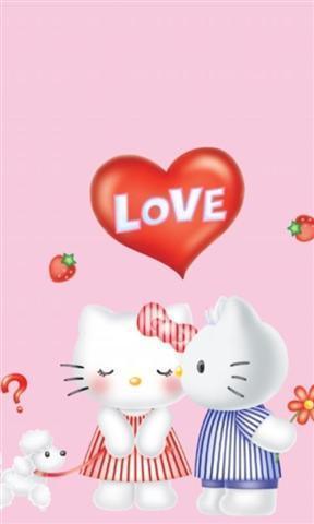 首页 应用中心 聊天.通讯 凯蒂猫生活壁纸